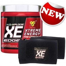 BSN - No-Xplode XE Edge (25 serving) + Bandaze Free