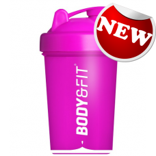 Body&Fit - Shaker Pink (500ml)