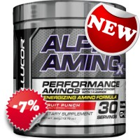 Cellucor - Alpha Amino Xtreme (30 servings)