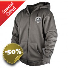 Clinch Gear - Champion Tech Zip Hoody (Gunmetal)