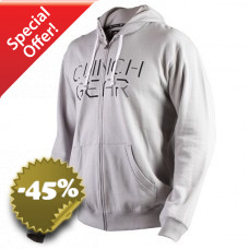 Clinch Gear - Legion Zip Hoody (Silver)