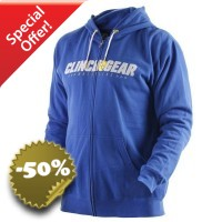Clinch Gear - Block Type Hoody - Royal