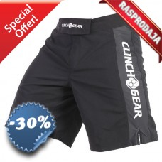 Clinch Gear - Pro Series Short (Black/White)