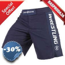 Clinch Gear - Pro Series Short (Navy/White)