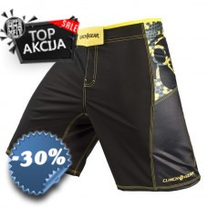 Clinch Gear - Signature Particle Short (Black/Yellow)
