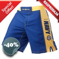 Clinch Gear - Pro Series Short (The Navy)