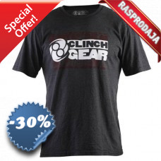 Clinch Gear - Multiply Tee (Black)