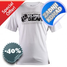 Clinch Gear - Multiply Tee  XL (White)