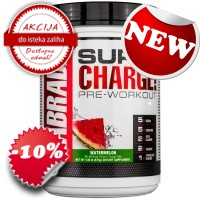 Labrada - Super Charge Pre-Workout (675g)