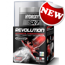 Muscletech - Hydroxycut SX-7 Revolution (60 caps)