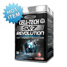 Muscletech - Cell-Tech SX7 Revolution