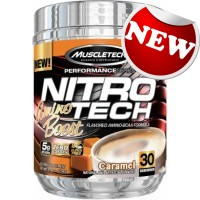 Muscletech - Nitro Tech Amino Boost (30 serv.