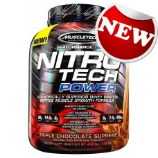 Muscletech - Nitro-Tech Power (1,8kg)