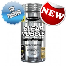 Muscletech - Clear Muscle (84 liquid caps)