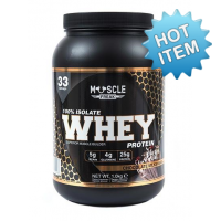 Musclefreak - Whey Protein 100% Isolate (1kg)