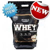 Musclefreak - Whey Protein 100% Isolate (5kg)