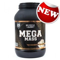 Musclefreak - Mega Mass (2,5kg)