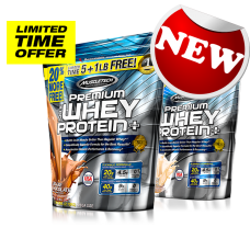 Muscletech - Whey Protein + (2,72kg) - 20% FREE