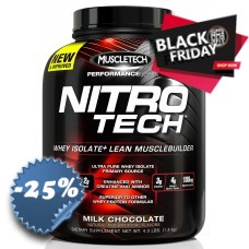 MuscleTech - Nitro Tech Performance (1,8kg)