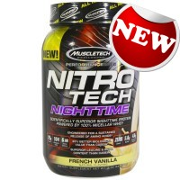 Muscletech - Nitro-Tech Nighttime