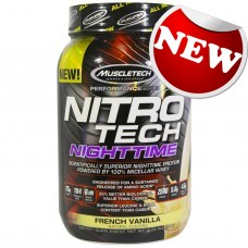 Muscletech - Nitro-Tech Nighttime