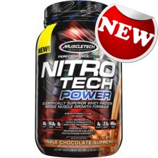 Muscletech - Nitro-Tech Power