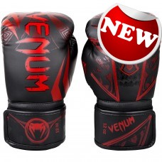 Venum - Gladiator 3.0 Boxing Gloves - Black/Red