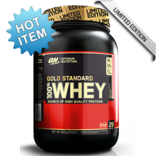 ON - Whey Gold Standard 100% - (White Chocolate&Raspberry) - Limited