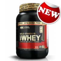 ON - Whey Gold Standard +20% extra free (1,1kg)