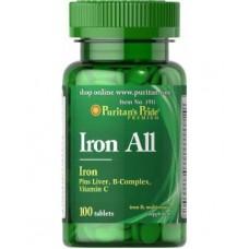 Puritans - Iron All (100 tabs)