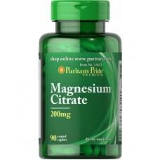Puritans - Magnesium Citrate (90 tabs)