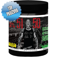 5% Nutriton - 51 50 Pre-Workout (30 serving)