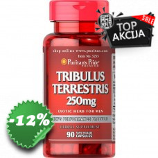 Puritans - Tribulus Terrestris (250 mg)