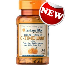 Puritans - Vitamin C-Time (1000mg)