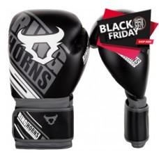 "Ringhorns - ""Nitro"" Boxing Gloves - Black"