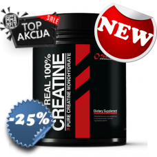 Self Omninutrition - Real 100% Creatine (500g)