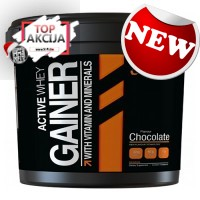 Self Omninutrition - Active Whey Gainer (4kg)