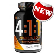 StarLabs - 4:1:1 Anabolic BCAA (100 tabs)