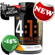 StarLabs - 4:1:1 Anabolic BCAA (200 tabs)