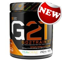 StarLabs - G2T Go2Train XT Pre-Workout
