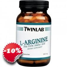 Twinlab - L-Arginine (100 caps)