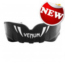 "Venum - ""Challenger"" Kids Mouthguard - Black/White"