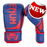 "Venum - ""Challenger 2.0"" Boxing Gloves - Blue/Red"