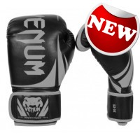 "Venum - ""Challenger 2.0"" Boxing Gloves - Black/Grey"