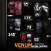 "Venum- "" Plasma"" Boxing Gloves - Black/Yellow"