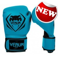 "Venum - ""Contender"" Boxing Gloves - (Blue)"