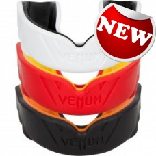 "Venum - ""Challenger Mouthguard"" (White, Red, Black)"