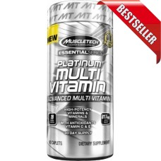 Muscletech - Platinum Multi Vitamin