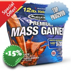 Muscletech - Mass Gainer (5,5kg)