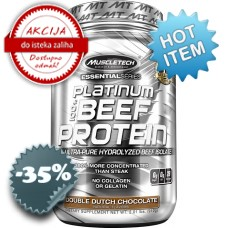 Muscletech - Platinum Beef Protein 100%